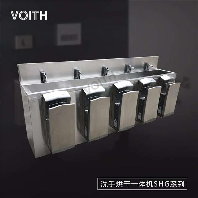 不深圳供应锈钢感应洗手池SHG系列全自动洗手水曹实验室