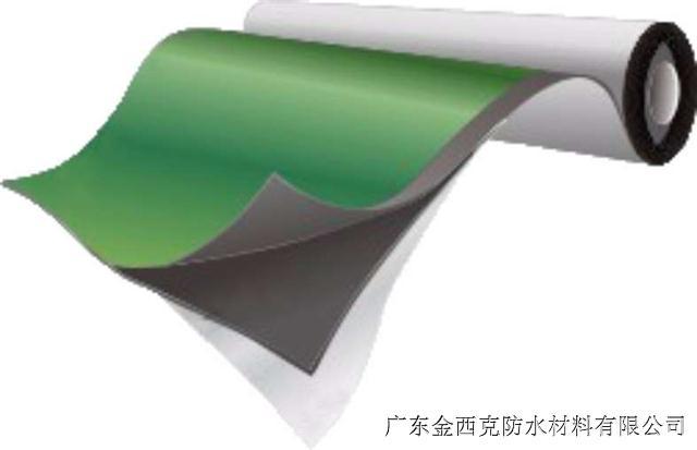 华北原材料厂家_CPS-CL反应粘结型高分子防水卷材全国订购
