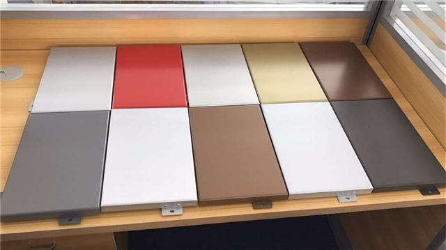 惠州 德普龙 厂家直销 氟碳铝单板 幕墙铝单板 造型铝板