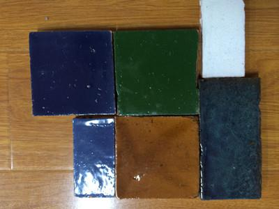 仿古方形手工陶土砖