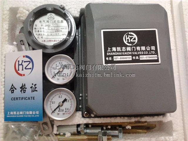 ZPD-2111电气阀门定位器ZPD-2111d气动调节阀阀门控制器耐用