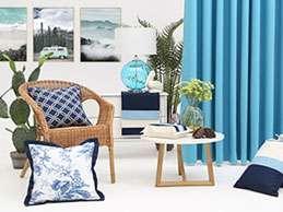 窗帘,壁纸,床品,家饰,优纺客整案布艺软装