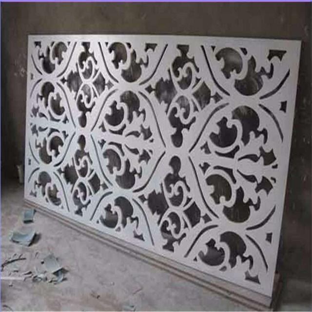 广州 铝合金窗花型材 艺术雕花铝窗花 防盗铝窗