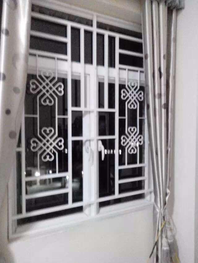 佛山 铝合金窗花 铝合金窗花厂家 焊接铝窗花一平方 铝窗花装安