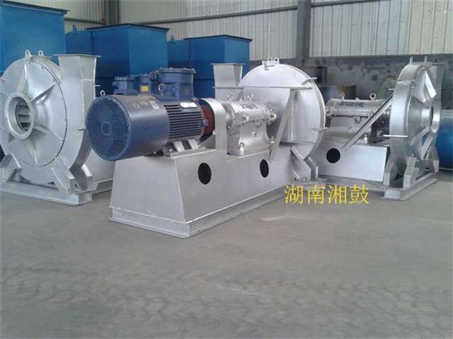 9-26熔铝炉蓄热式燃烧配套风机