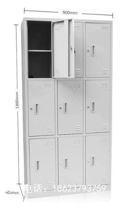 批发钢制文件柜更衣柜,钢板柜储物柜,河南储物柜工厂