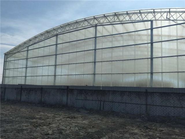 阳光房阳光板采光房透明彩钢瓦板玻璃钢瓦亮瓦瓦采光棚树脂瓦