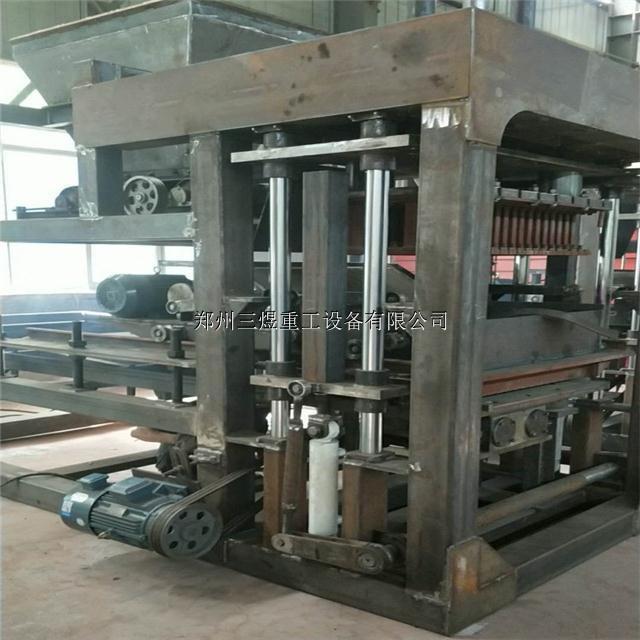 厂家直销全自动液压免烧砖机 空心水泥制砖机 大型免烧砖机