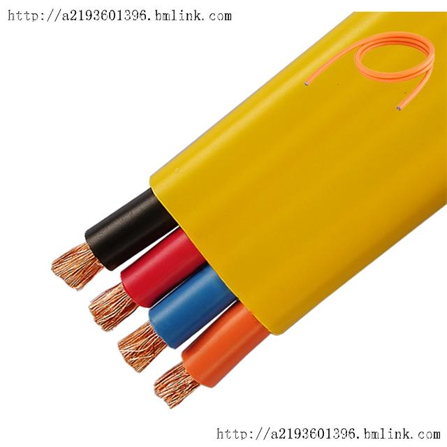 龙门吊带钢丝电缆,YFFBG