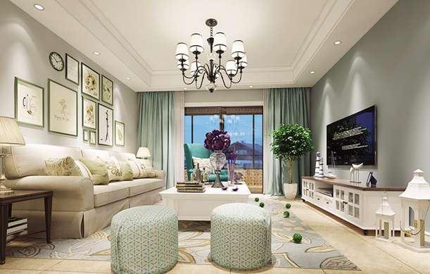 新型环保壁材火山泥 装修房子什么颜色好看?