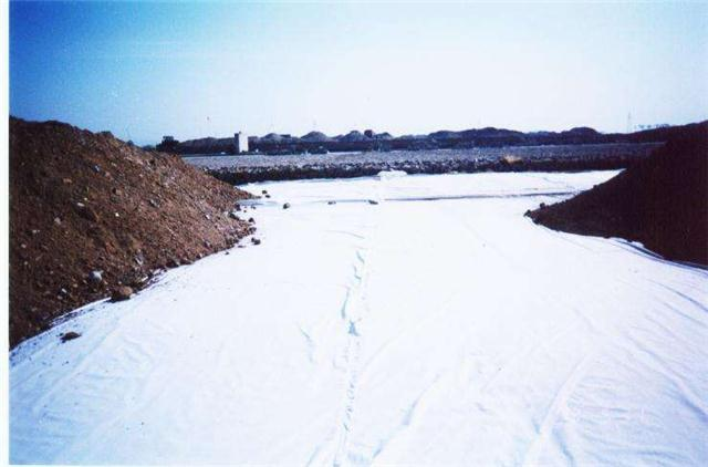 安阳复合土工膜厂家两布一膜一布一膜垃圾填埋场品牌 认准领航