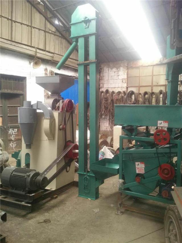 临沂新型谷子碾米机组免费安装