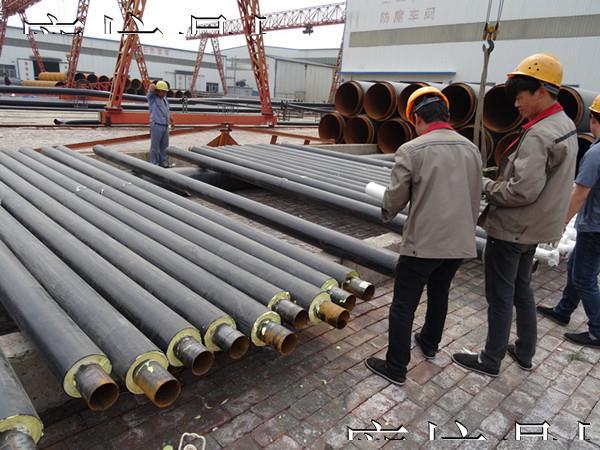 北京直埋预制聚氨酯塑料保温管标准