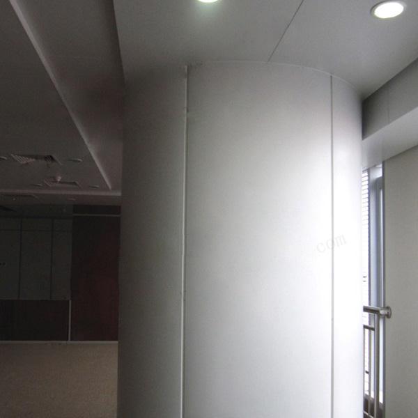 南寧大圓孔銀灰色鋁單板-【什么叫沖孔鋁單板】詳細分解