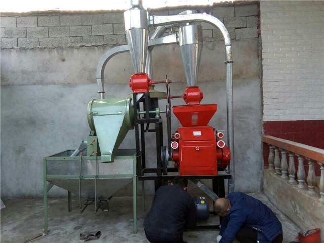 临沂成套磨面机组自动循环