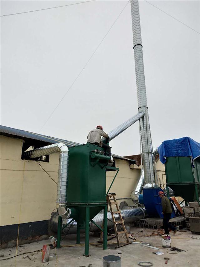 山东锅炉脉冲除尘器除尘效果好