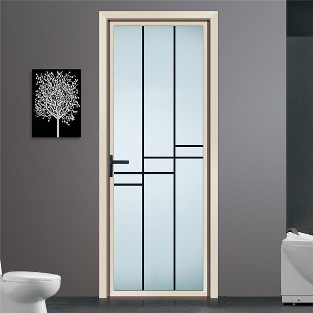 希欧铝合金平开门洗手间门卫生间门欧贝系列