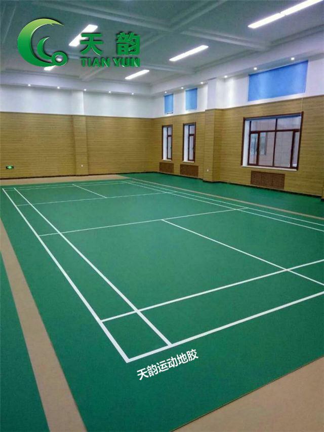 沈陽哪有賣乒乓球專用運動地板?【天韻】運動地膠工廠直營