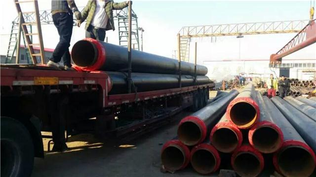 鋼套鋼直埋保溫管,預制聚氨酯直埋保溫管施工重點