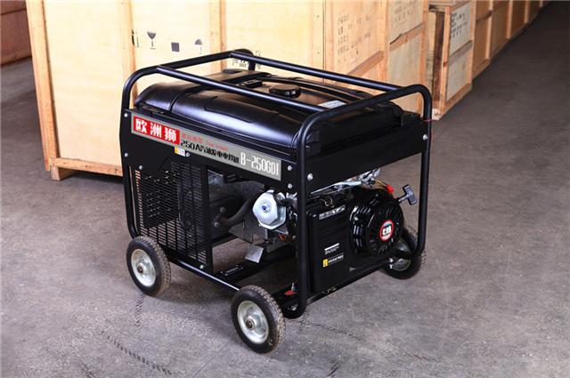 发动机驱动电焊机250A价格