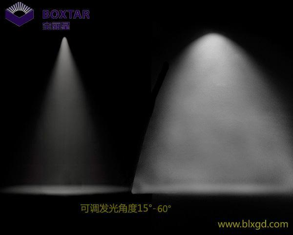 供应 直发光调焦LED珠宝灯