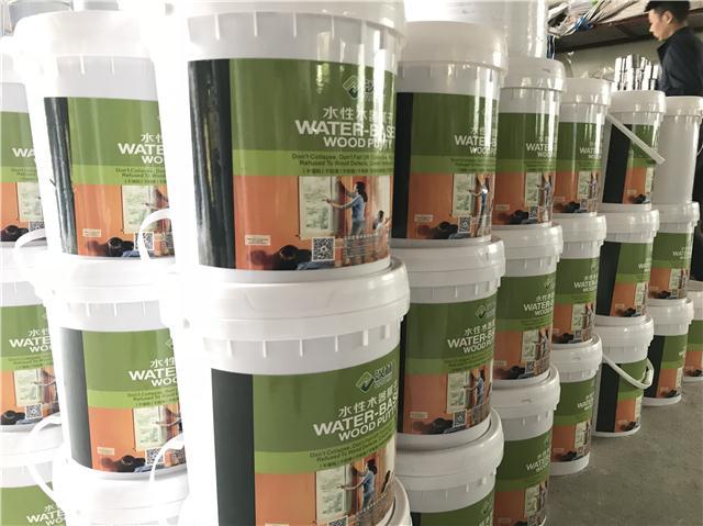 水性修补腻子代理,水性木器腻子品牌经销,水性家具腻子工厂价