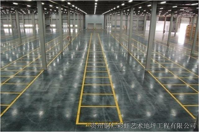 贵州混凝土地坪结构设计