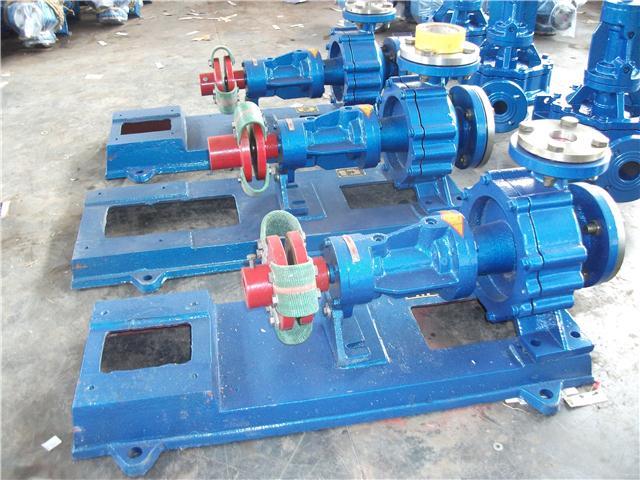 供應BRY型風冷式導熱油泵