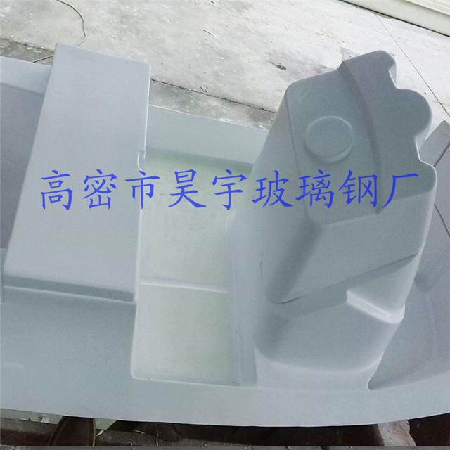 玻璃钢船外壳来图来样加工