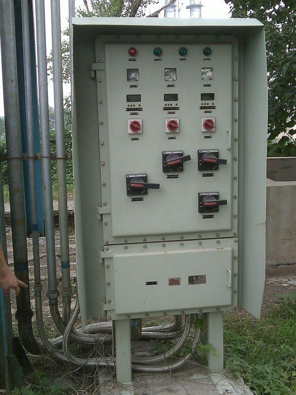 低压不锈钢防爆柜