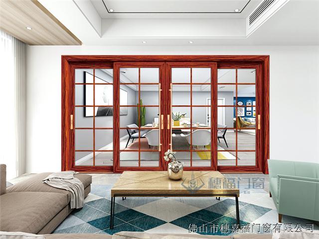 铝合金门窗