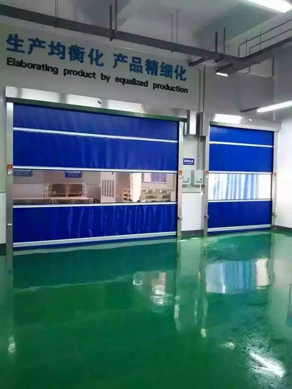 深圳快速卷簾門 PVC快速軟簾門值得信賴