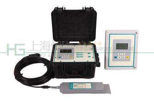 冷却循环水流量测量用超声波明渠流量计
