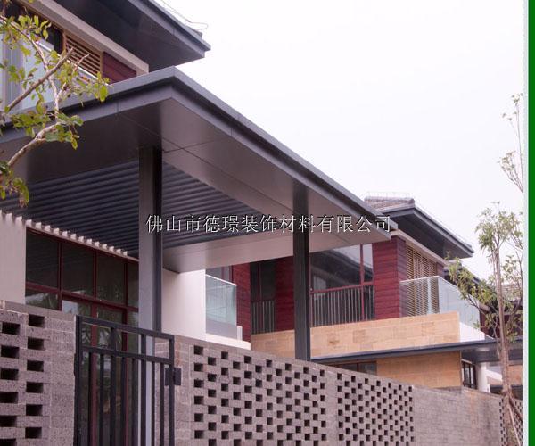 供應別墅鋁單板 樣房鋁單板 多年鋁單板生產經驗廠家