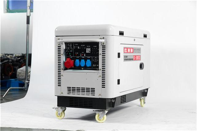 家用10千瓦静音柴油发电机小型机