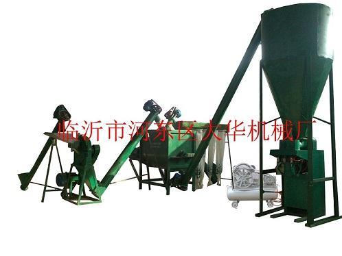 临沂水溶肥生产机组节能高效更人性化