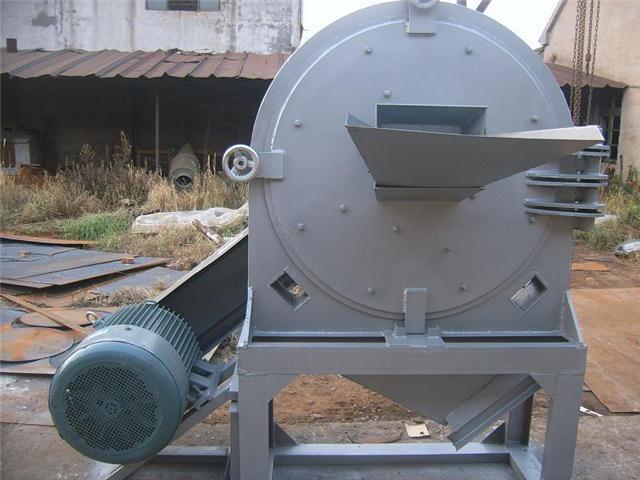 东海大型稻壳粉碎机解决边角料问题