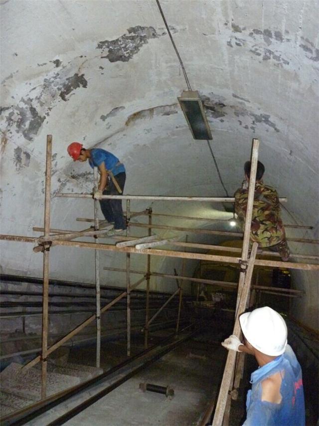 江都污水池带水堵漏公司高压注浆