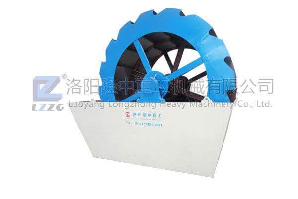 小型水洗砂设备 轮斗砂水洗砂优势