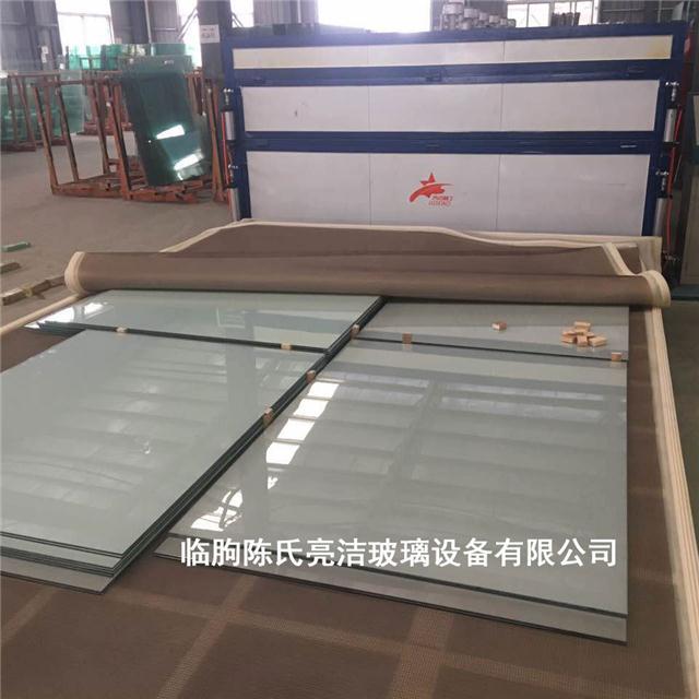 夹层玻璃设备 玻璃夹胶炉
