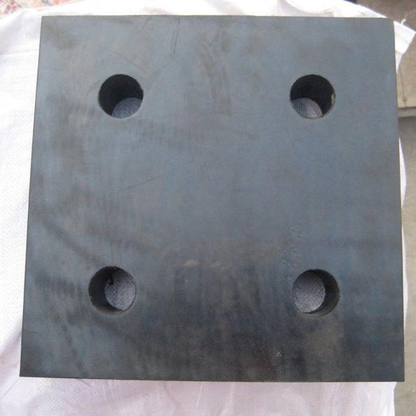 黄山网架带孔橡胶支座及橡胶垫块