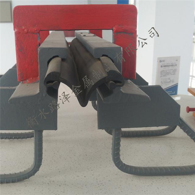 梳齿板型伸缩缝D160、80定做