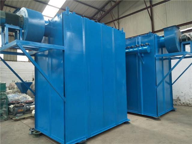 铸造厂用的除尘设备布袋式除尘器