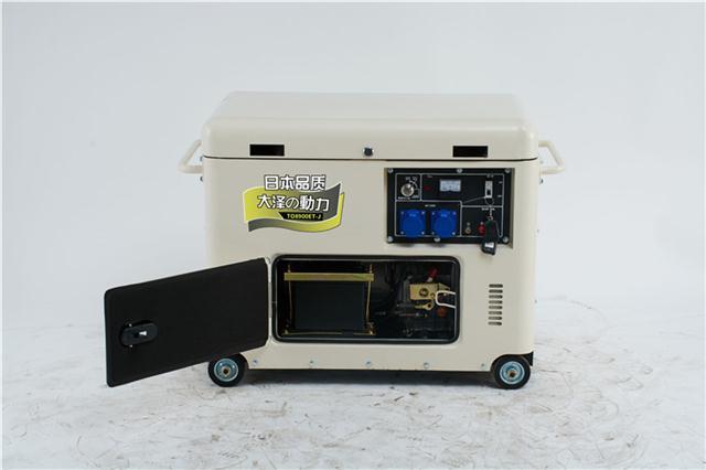 6千瓦柴油发电机
