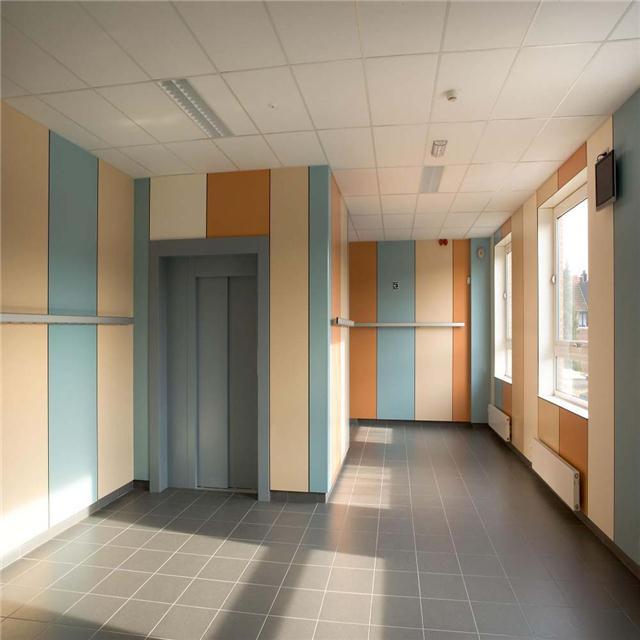 5mm厚HPL抗倍特板医院挂墙板生产厂家