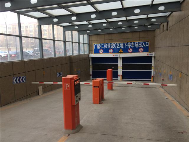 天津销售道闸机