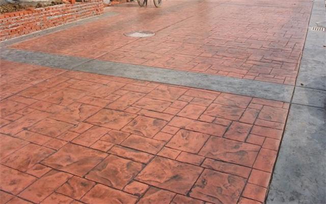 南宁学校 公园 广场休闲步行道防滑景观路面铺装及材料供应商