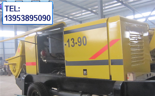 黄山,金属矿山混凝土泵_山东厂家型号,价格,参数表