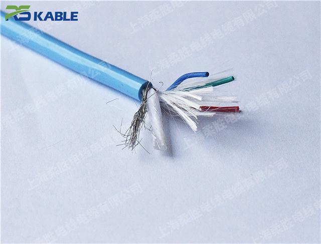 聚氨酯网线机器人网线超五类六类特种网线厂家定制批发