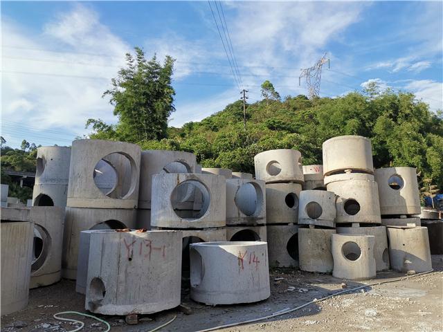 云浮市预制混凝土检查井水泥化粪池厂家